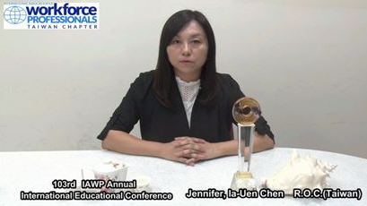 Taiwan Representative Shares Video of 103rd Conference Experience