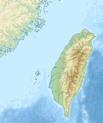 TaiwanEQmap