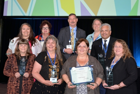 Award Winners Recognized at Workforce Development Conference