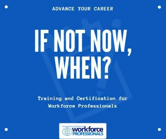 Training and Certification for Workforce Professionals