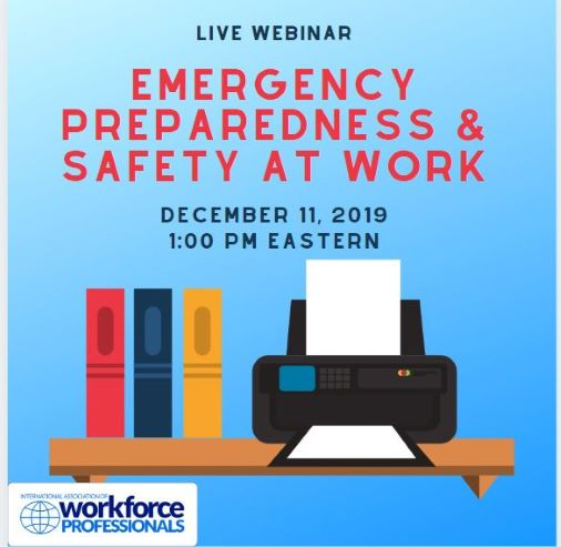 Safety and Emergency Preparedness in the Workplace
