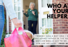 Who Are Your Helpers WordPress